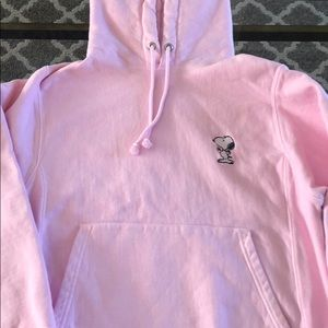 Womens/girl's Champion sweatshirt
